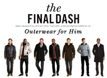 The Final Dash Outerwear for Him