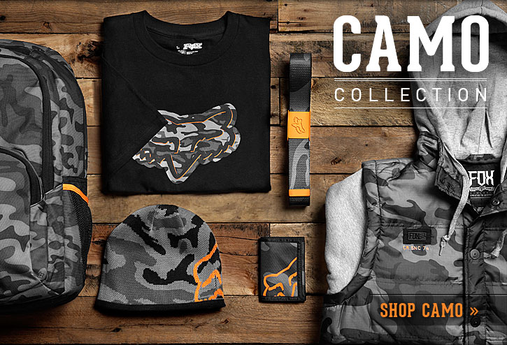 Camo Fox Racing Wallpaper Fox Racing Camo