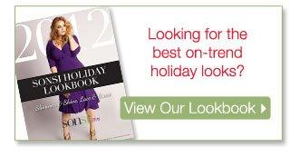 The Sonsi Holiday Lookbook