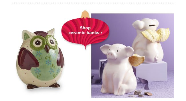 Shop ceramic banks
