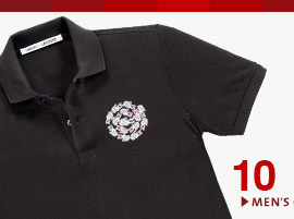 MEN'S CAMPANAS SUSHI CROC POLO