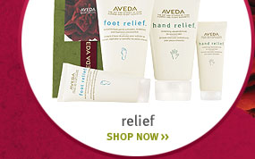 relief. shop now.