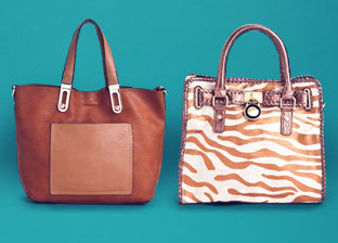 David King & Co., Charles Jourdan, Luxcessories, Tosca Handbags