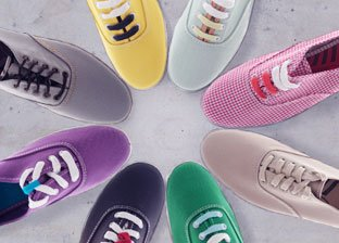 Keds Women's Shoes Made in USA