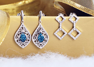 Diamond Jewelry under $299