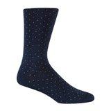 Paul Smith Socks - Navy Polka Dot Socks