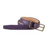 Paul Smith Belts - Halo Print Classic Suit Belt