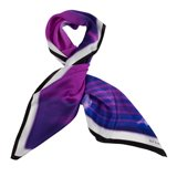 Paul Smith Scarves - Paul's Office Print Square Scarf