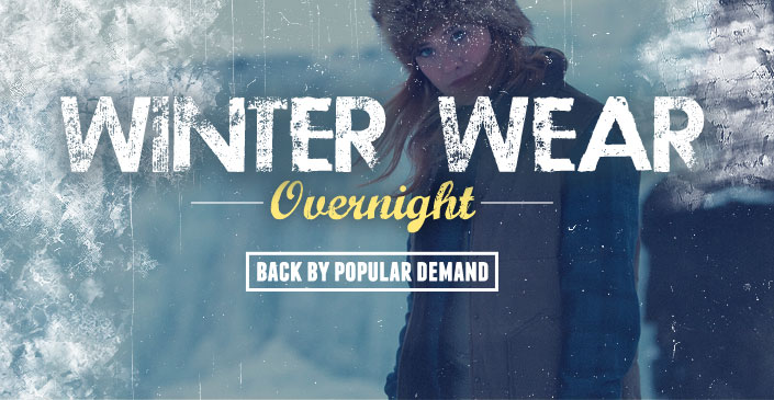 Winter Wear Overnight