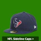 NFL Sideline Caps