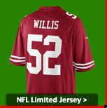 NFL Limited Jerseys