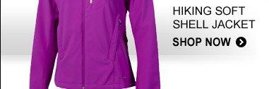 Shop Hiking Soft Shell Jacket &raquo