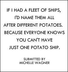 Potato Ships