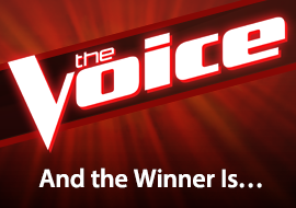 The Voice - And the Winner Is ...