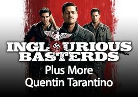 Inglourious Basterds + More Quentin Tarantino