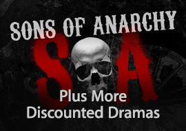 Sons of Anarchy Plus More Discounted Dramas