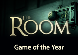 Best of 2012 Game of the Year: The Room
