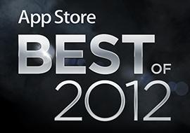 Best of 2012 - App Store