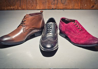 Shop Iron Fist Boots & Brogues