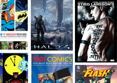 Shop Geek Reads: Comics & More