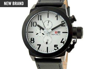 Shop Watches ft. Republic