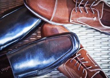 Shop Final Touch: Robert Wayne Footwear