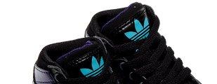Shop Hard Court Hi Big Trefoil Shoes »