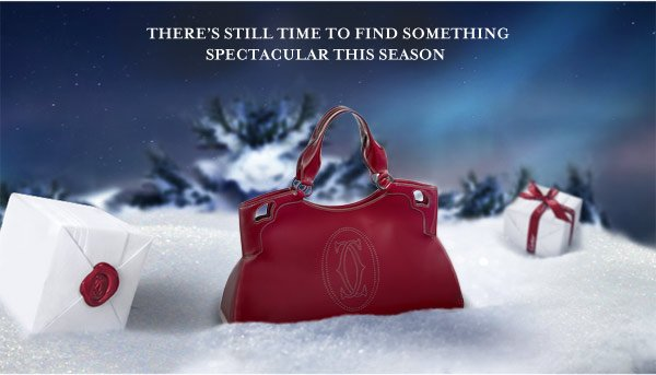 There's still time to find something spectacular this season