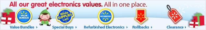 Great electronics values