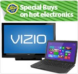 Special Buys on electronics