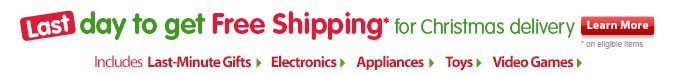 Free Shipping/Learn More