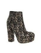 ASOS ANDOVER Platform Ankle Boots