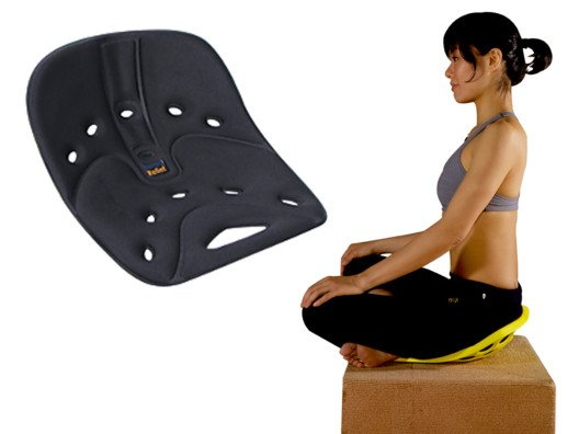 A revolutionary simple tool to alleviate back pain and improve your posture