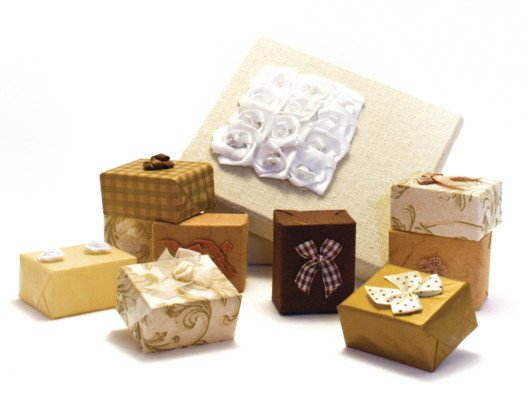 Chocolate Box of Soaps by Rain Africa from The Beauty Closet