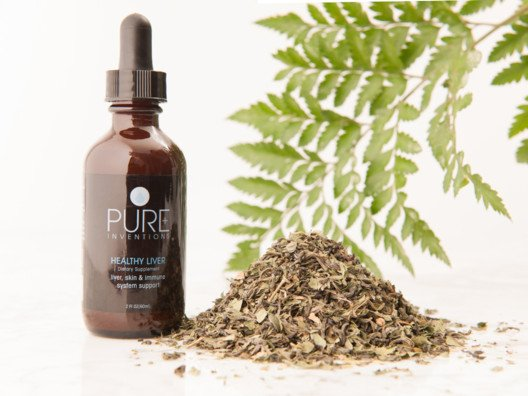 Healthy Liver Formula by Pure Inventions from Zane Lamprey