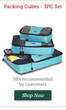 Packing Cubes - 3PC Set - Shop Now >
