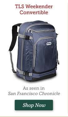 TLS Weekender Convertible - Shop Now >