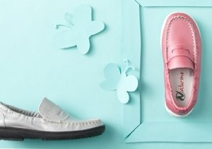 FOR LITTLE FEET: SHOES FOR KIDS