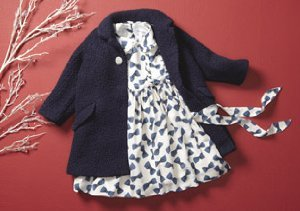 JUST FOR BABY: FOOTIES, DRESSES & MORE