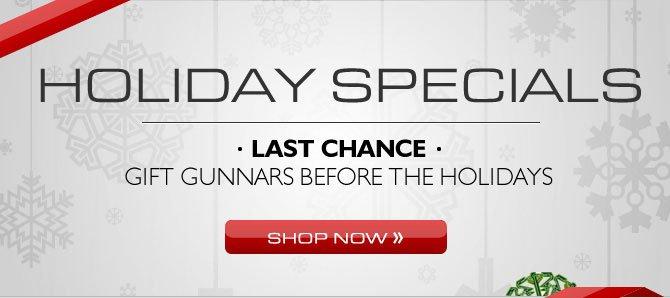 Last Chance: GUNNAR Eyewear Holiday Savings - ACT NOW