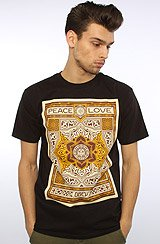 The Obey Peace & Love Tee