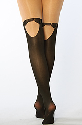 The Pretty Formal Mock Hold Up Tights