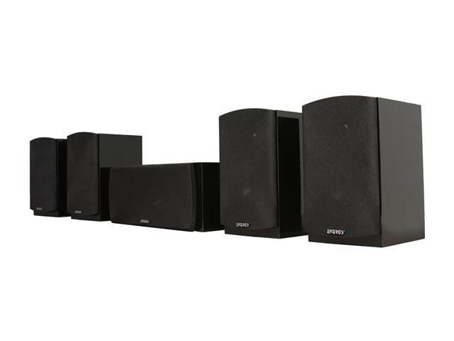 Energy Take 5 Pack 5CH Home Theater Speaker System