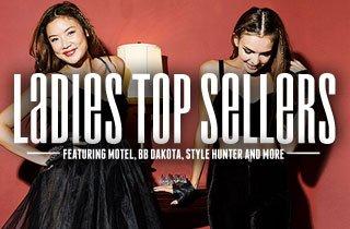 Ladies Top Sellers