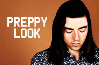 Preppy Look