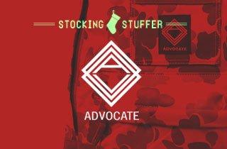 Stocking Stuffer: Advocate