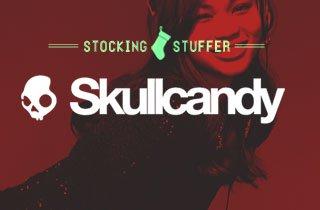 Stocking Stuffer: Skullcandy