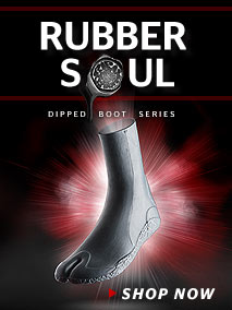 Rubber Soul - Dipped Bootie Series - Shop Now
