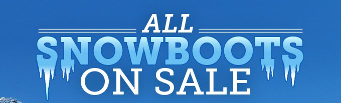 All Snowboots on Sale