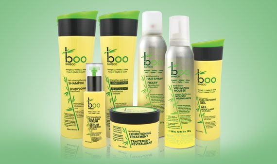Boo Bamboo Haircare - Visit Event